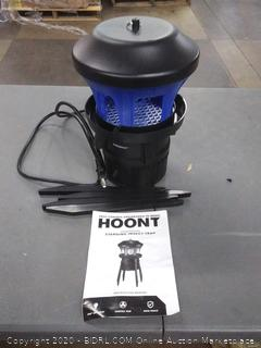 Hoont Indoor Outdoor 3-Way Mosquito And Fly Trap Killer (powers on)