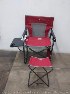 GCI outdoor 3 position director's chair