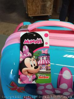 American Tourister Disney Minnie Mouse 18'' Hardside Kids Carry