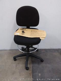 Alvin pedestal drafting chair 18in foot ring