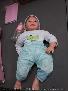 Mama dolls realistic baby