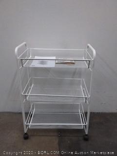 Bureka three layer mesh storage