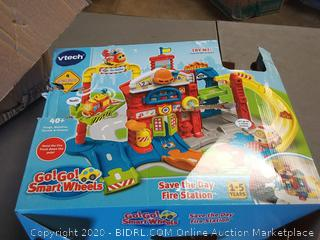 VTech go go Smart Wheels save the day fire station age is 1 - 5