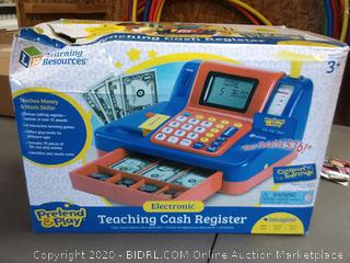 learning resources electronic teaching cash register ages 3 plus
