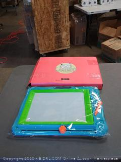gamenote magnetic drawing board ages 3 plus