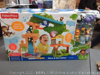 Fisher-Price FHF35 Fisher Price Little People Share And Care Safari