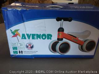 Avenor child's scooter 6 to 24 months 44 lb max weight