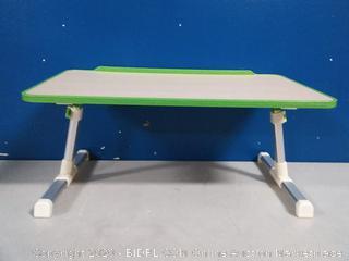 Delifox adjustable bed laptop desk