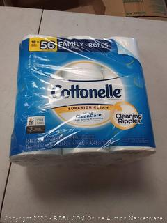 Cottonelle Ultra GentleCare Toilet Paper Double Roll 18 rolls