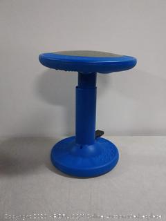 "Wobble Chairs Juniors/Pre-Teens - Children Who Can't Sit Still - Great 17"" - Corrects Posture - Blue (online $57)"