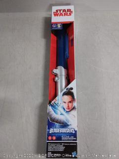 Star Wars bladebuilders electronic lightsaber Rey (online $27)