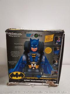 KidsEmbrace 2-in-1 Harness Booster Car Seat, DC Comics Batman (online $109)