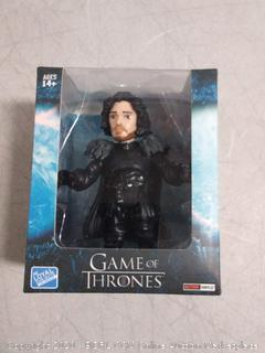 Game of Thrones fully poseable action vinyls Jon Snow