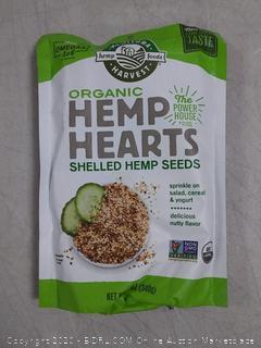 HEMP HEARTS ORGANIC - 12 OZ