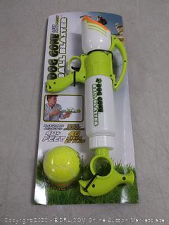 Dog Gone Ball Marshmallow Fun Blaster Tennis Ball Launcher