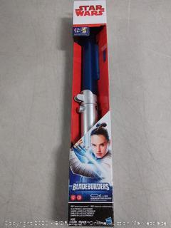 Star Wars bladebuilders lightsaber Rey (online $28)