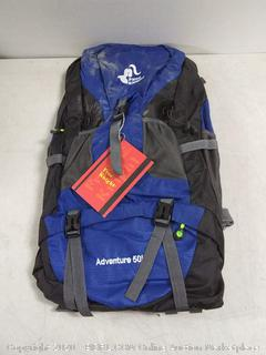 free Knight hiking backpack