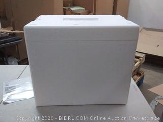 Polar Tech Industries styrofoam cooler
