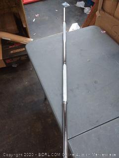 cap 60 inch straight bar