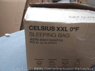 Celsius XXL 0 Fahrenheit sleeping bag