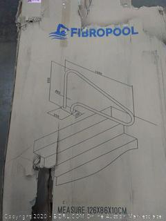 fibropool support handle