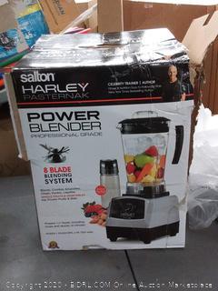 Salton Harley Pasternak power blender professional grade