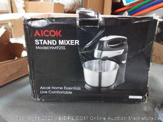 Aicok stand mixer(powers on)