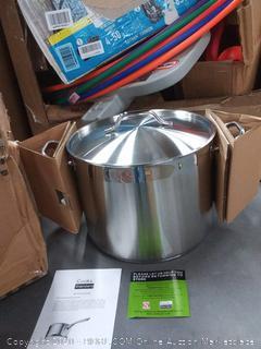 Cook's standard NC classic stock pot 20 quart stainless steel crock pot