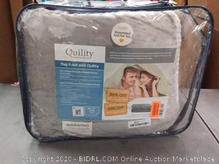 quality weighted blanket 86 x 92 in