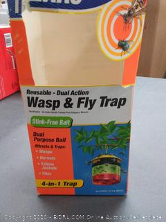 Terro wasp and fly trap(concrete lure not included)