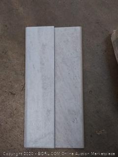 Averse frost bulnose tile(3 boxes)