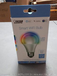 Feit electric Smart Wi-Fi bulb LED 60 watt replacement