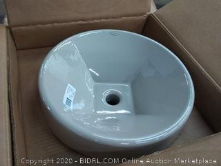 Kohler 16.5 inch cast iron lavatory