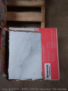 Armstrong Flooring peel and stick laminate flooring crescendo design(5 boxes)