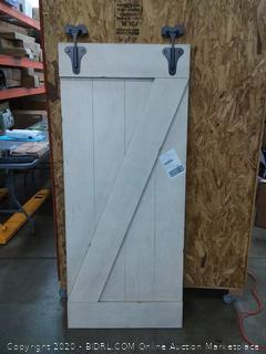 Liberty furniture Barn Door White