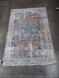 "Nuloom mystic 5'x7'9"" 100% polyester area rug"
