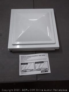 Camco RV vent lid 14 X 14 in