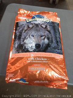 Blue Buffalo® BLUE Wilderness™ Dog Food 24 lb. Bag Chicken