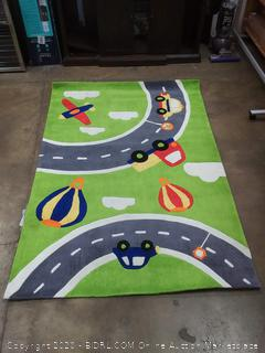 Cine kids rug 5 ft by 7ft 6 in