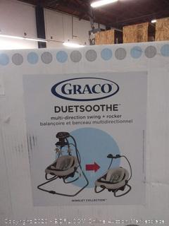 Graco Duetsoothe Multi-Direction Swing + Rocker -NEW- | eBay