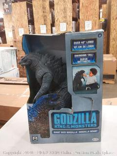 Godzilla massive 24 in king of the monsters figure
