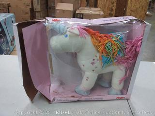 Harbour rainbow unicorn