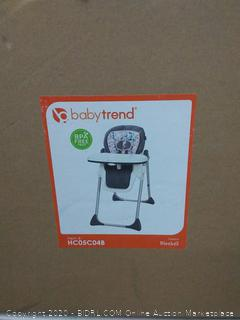 Buy Baby Trend Tot Spot High Chair, Bluebell with Ubuy Morocco