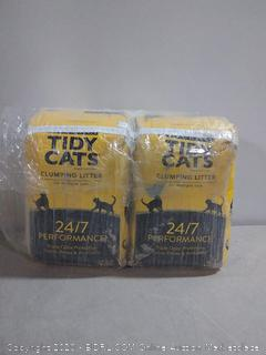 Tidy Cats clumping litter