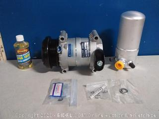Universal Air Conditioner® CO20145C - A/C Compressor Assembly (online $154)