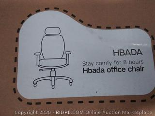 HBADA computer chair(Factory Sealed)COME PREVIEW!!!!!