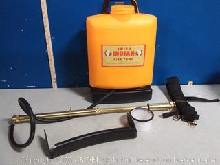 INDIAN 190191 5-Gallon Wildland Fire Pump (online $149)