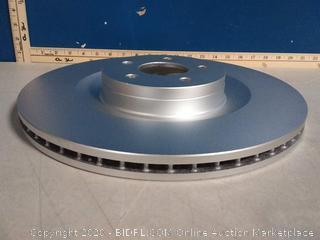 Performance brake rotor