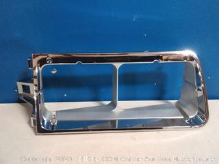 Chrome Headlight Bezel Right RH Passenger for Freightliner