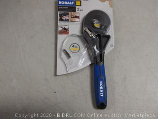 Kobalt 6in strap wrench (4in wrench missing)